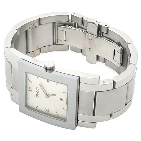 Gucci(구찌) 7900M 스퀘어 스틸 남성용 시계 [강남본점] 이미지2 - 고이비토 중고명품