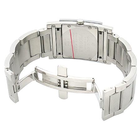 Gucci(구찌) 7900M 스퀘어 스틸 남성용 시계