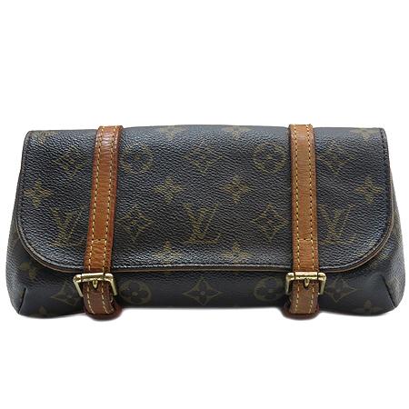 Louis Vuitton(루이비통) M51159 모노그램 캔버스 마렐르 클러치 겸 힙색