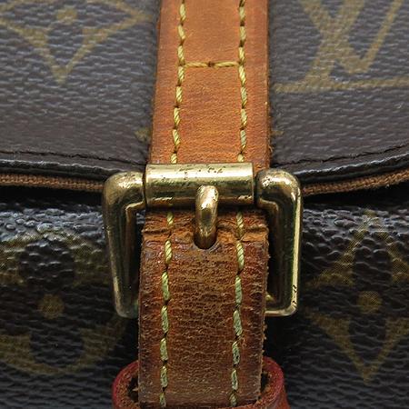 Louis Vuitton(루이비통) M51159 모노그램 캔버스 마렐르 클러치 겸 힙색 이미지5 - 고이비토 중고명품