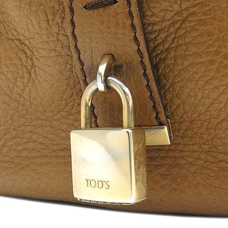 Tod's(토즈) 원포켓 브라운 컬러 토트백 이미지5 - 고이비토 중고명품
