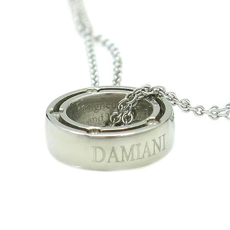 DAMIANI(다미아니) 18K 750 W/G(화이트 골드) 디사이드 10포인트 다이아 목걸이  [대구반월당본점] 이미지4 - 고이비토 중고명품