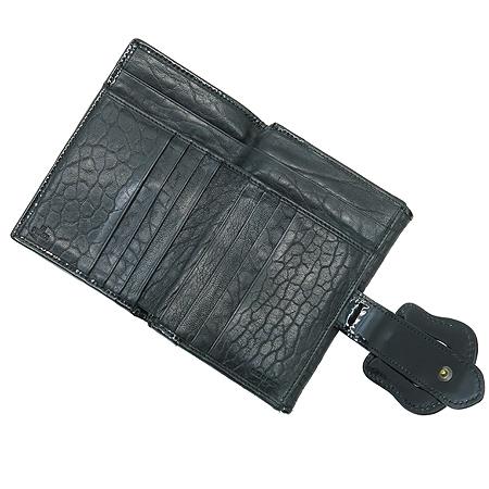 Fendi(펜디) 8M0160 B펜디 벨트 장식 중지갑 [강남본점] 이미지3 - 고이비토 중고명품