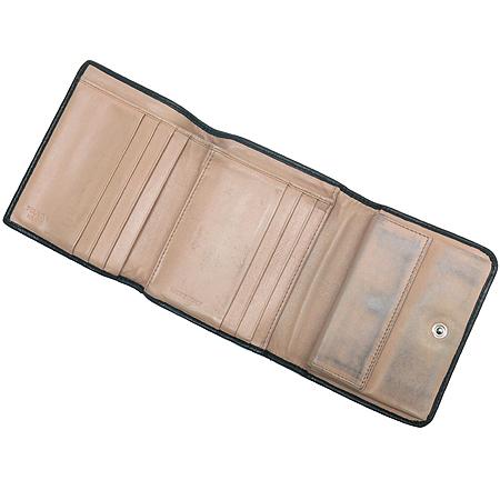 Prada(프라다) 램스킨 리본 장식 반지갑