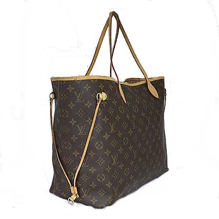 Louis Vuitton(루이비통) M40157 모노그램 캔버스 네버풀 GM 숄더백 이미지3 - 고이비토 중고명품