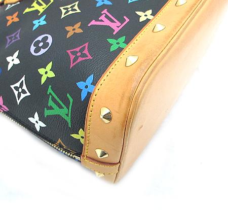 Louis Vuitton(루이비통) M92646 모노그램 멀티 컬러 블랙 알마 토트백 이미지3 - 고이비토 중고명품