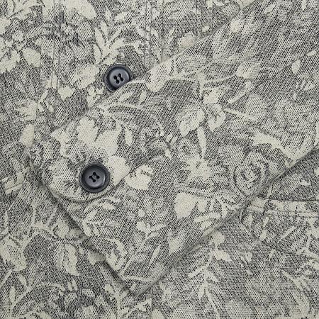 ENC(이엔씨) 플라워 패턴 그레이 컬러 자켓 [부산센텀본점] 이미지3 - 고이비토 중고명품
