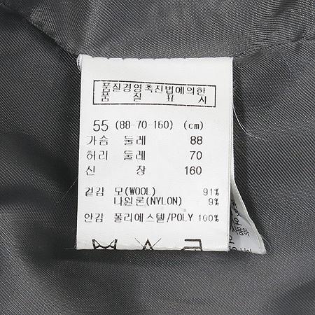 ENC(이엔씨) 플라워 패턴 그레이 컬러 자켓 [부산센텀본점] 이미지4 - 고이비토 중고명품