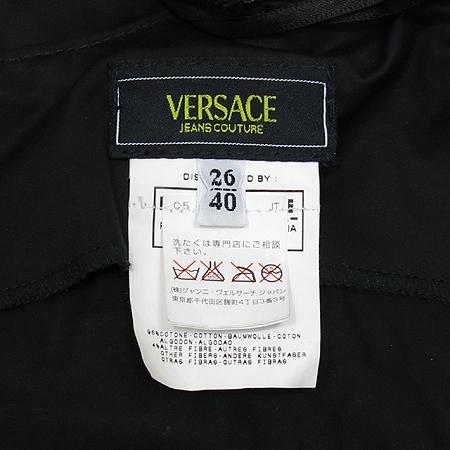 Versace(베르사체) 블랙 컬러 나시 원피스