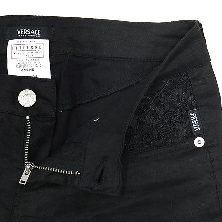 Versace(베르사체) 블랙 컬러 바지
