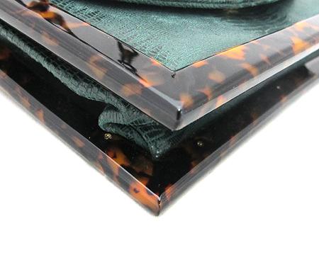 TORY BURCH(토리버치) 32129918 도마뱀 가죽 패턴 체인 숄더백 [분당매장]