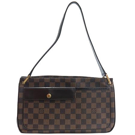 Louis Vuitton(루이비통) N51129 다미에 에벤 캔버스 오바뉴 숄더백