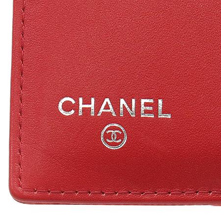 Chanel(샤넬) A48650 COCO로고 2013 S/S 시즌 컬러 캐비어 반지갑 [명동매장] 이미지4 - 고이비토 중고명품