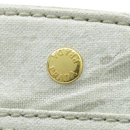 Prada(프라다) BN2028 밀라노 빅로고 패브릭 2WAY 이미지4 - 고이비토 중고명품