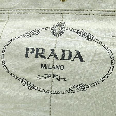 Prada(프라다) BN2028 밀라노 빅로고 패브릭 2WAY 이미지5 - 고이비토 중고명품