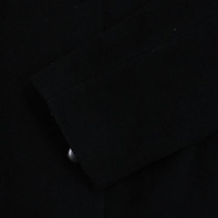 IZZAT BABA(아이잗바바) 블랙컬러 하프 코트
