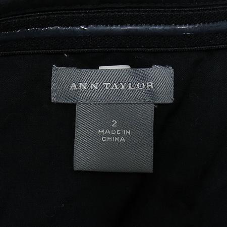ANN TAYLOR(앤테일러) 블랙컬러 홀터넥 원피스