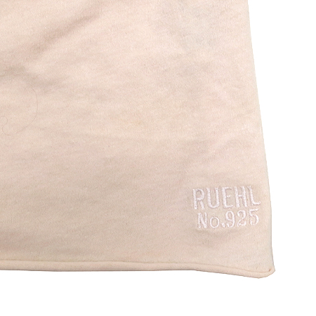 RUEHL(루엘) 레이스장식 끈 나시