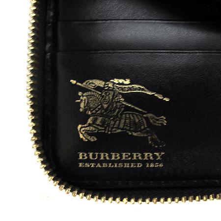 Burberry(버버리) 클래식 체크 지퍼 중지갑 [부천 현대점] 이미지5 - 고이비토 중고명품