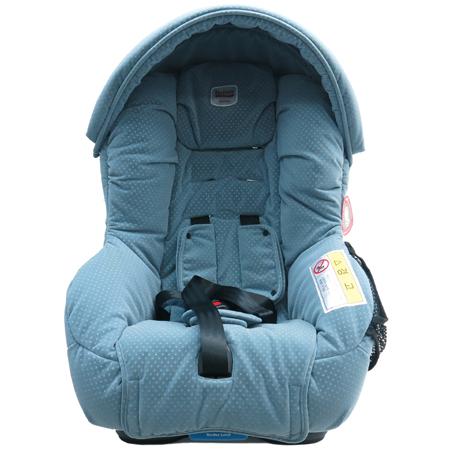 Britax(브라이택스) 메리디안 2 스카이 블루 카시트 (2.5~18kg 신생아용)