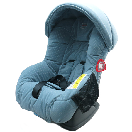 Britax(브라이택스) 메리디안 2 스카이 블루 카시트 (2.5~18kg 신생아용) 이미지2 - 고이비토 중고명품