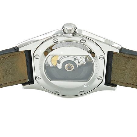 Gucci(구찌) YA115203  115.2 PANTHEON(판테온) 오토매틱 스퀠레톤 가죽밴드 남성용 시계