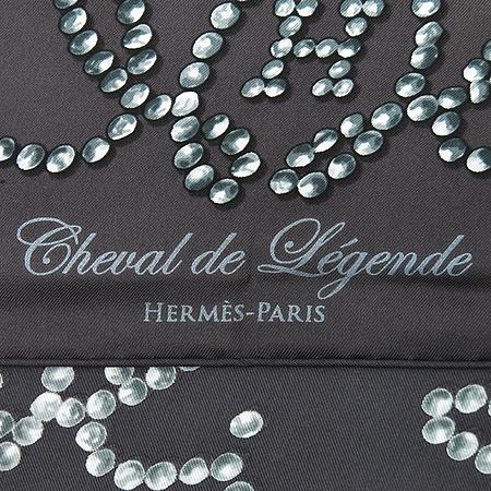 Hermes(에르메스) 100% 실크 90 사이즈 스카프