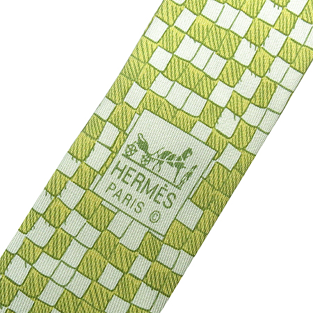 Hermes(에르메스) 100% 실크 넥타이