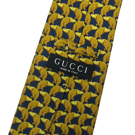Gucci(구찌) 100% 실크 넥타이