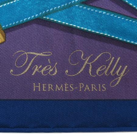 Hermes(에르메스) 100% 실크 70 사이즈 스카프