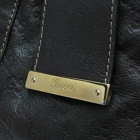 Gucci(구찌) 211935 금장 로고 장식 GG 시마 숄더백 이미지5 - 고이비토 중고명품