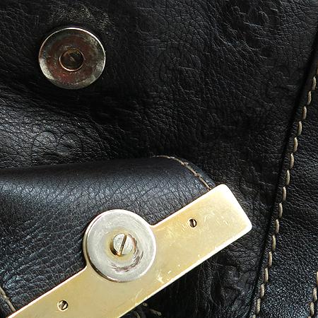 Gucci(구찌) 211935 금장 로고 장식 GG 시마 숄더백 이미지7 - 고이비토 중고명품