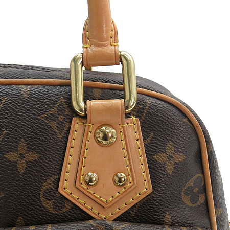 Louis Vuitton(루이비통) M40026 모노그램 캔버스 맨하탄 PM 토트백 이미지5 - 고이비토 중고명품