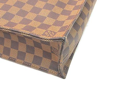 Louis Vuitton(루이비통) N51140 다미에 에벤 캔버스 삭플랫 토트백