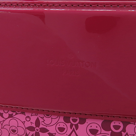 Louis Vuitton(루이비통) M93160 코스믹블라섬 핑크 페이던트 트리밍 쇼퍼 숄더백[무라카미다카시 한정판] 이미지4 - 고이비토 중고명품