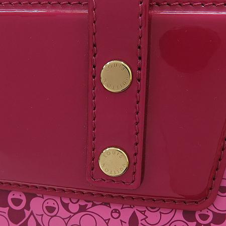 Louis Vuitton(루이비통) M93160 코스믹블라섬 핑크 페이던트 트리밍 쇼퍼 숄더백[무라카미다카시 한정판] 이미지5 - 고이비토 중고명품