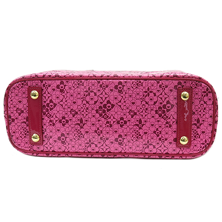 Louis Vuitton(루이비통) M93160 코스믹블라섬 핑크 페이던트 트리밍 쇼퍼 숄더백[무라카미다카시 한정판]
