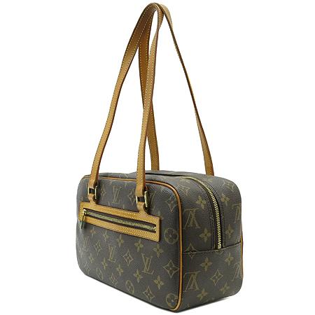 Louis Vuitton(루이비통) M51182 모노그램 캔버스 시떼MM 숄더백