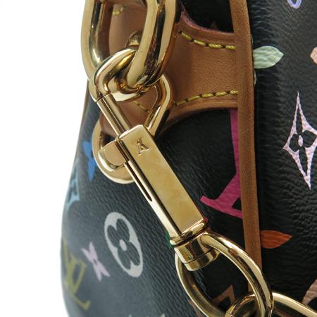 Louis Vuitton(루이비통) M40126 모노그램 멀티 컬러 블랙 리타 2WAY [부산서면롯데점] 이미지5 - 고이비토 중고명품