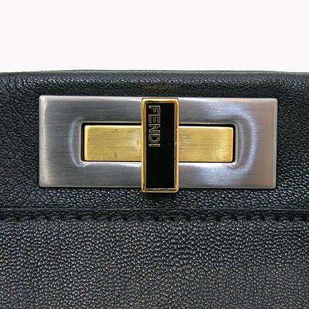 Fendi(펜디) 8BN226 블랙 레더 피카부 2WAY [일산매장]
