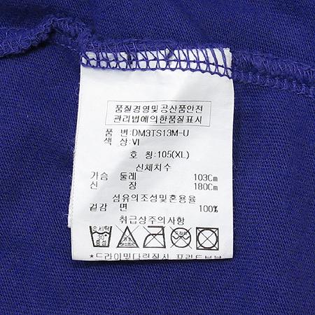 DOHC(도크) 바이올렛 컬러 반팔 카라 티 이미지4 - 고이비토 중고명품