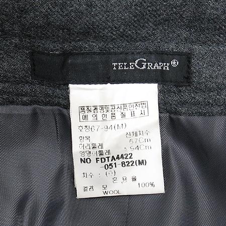 TELEGRAPH(텔레그래프) 그레이 컬러 바지
