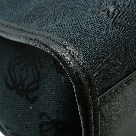 Loewe(로에베) 333.79.026 로고 패브릭 투 포켓 토트백 이미지5 - 고이비토 중고명품