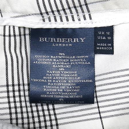 Burberry(버버리) 화이트컬러 체크 바지
