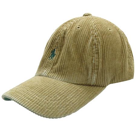 Polo Ralphlauren(폴로) 브라운 모자