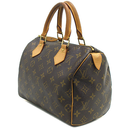 Louis Vuitton(루이비통) M41528 모노그램 캔버스 스피디 25 토트백 이미지2 - 고이비토 중고명품