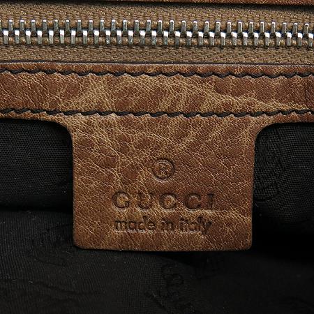 Gucci(구찌) 232947 브라운 레더 토트백 [부산센텀본점] 이미지7 - 고이비토 중고명품