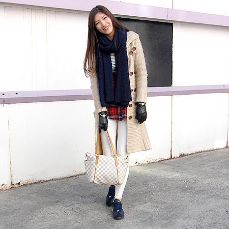 Louis Vuitton(루이비통) N51262 다미에 아주르 캔버스 토탈리 PM 숄더백[명동매장]
