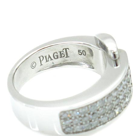 PIAGET(피아제) PROTOCOLE(프로토콜) 18K WHITE GOLD 다이아 반지 -10호 [강남본점] 이미지6 - 고이비토 중고명품