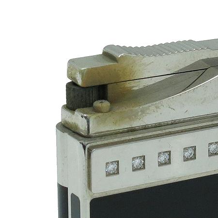 Dupont(듀퐁) 16478 프리미엄 LIGNE2 14포인트 다이아 오닉스 라이터 이미지5 - 고이비토 중고명품